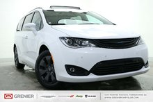 2019 Chrysler Pacifica LIMITED S HYBRID+CUIR+TOIT PANO+DVD+NAV