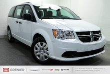 2019 Dodge Grand Caravan 7 PASSAGERS+BLUETOOTH+CAMÉRA DE RECULE