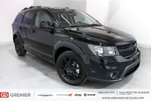 2017 Dodge Journey ALL BLACK