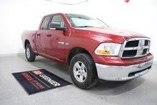 Dodge Ram 1500 4WD Quad Cab LWB SAT+ATTACHE REMORQUE 2009