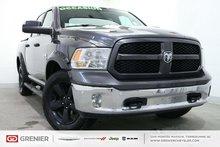 2016 Dodge RAM 1500 OUTDOORSMAN+DIESEL+CREW+NAV