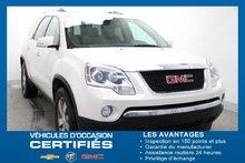 GMC Acadia 4WD SLT 2+TOIT PANO+CUIR+ROUE 19'' 2012