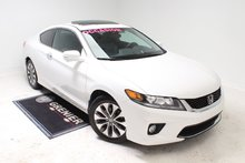 Honda Accord Coupe EX-L+NAV+BAS KM+TOIT 2014