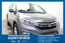 Honda CR-V EX-L AWD TOIT+CUIR+SIE.CHAUF+CAM.REC 2015