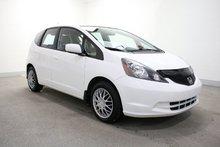 Honda Fit LX ***ECONOMIQUE***-A/C-GR.ELECT+CRUSE 2013