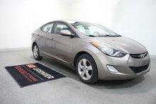 Hyundai Elantra GLS+MOTEUR NEUF DE HYUNDAI+TOIT+MAGS 2012