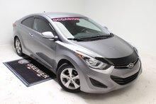 2014 Hyundai Elantra COUPE+A/C+BLUETOOTH+BAS KM+MAGS
