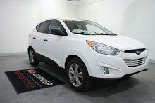Hyundai Tucson AWD GLS+JAMAIS ACCIDENTER+PNEUS D'HIVER+TOIT OUVRANT 2013