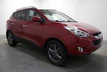Hyundai Tucson FWD GLS+TOIT.PANO+CUIR+CAM.REC+Bluetooth 2015