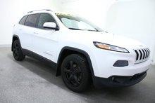 Jeep Cherokee NORTH EDITON+ÉCRAN+SAT/USB/BLUETOOTH+PNEUS D'HIVER 2014