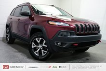 Jeep Cherokee Trailhawk+CAMÉRA DE RECULE+SELECT TERRAIN 2016