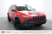 Jeep Cherokee TRAILHAWK+REMORQUAGE+TEMPS FROID 2017