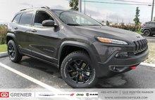 Jeep Cherokee ENSEMBLE TEMPS FROID + ENSEMBLE ATTELAGE DE REMORQ 2018