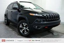 Jeep Cherokee TRAILHAWK+TOIT PANO+CUIR+8PNEUS 2018
