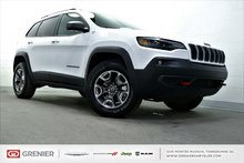 Jeep Cherokee DEMO*TRAILHAWK*GPS*DÉMARREUR*ATTELAGE* 2019