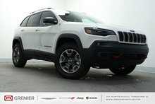 Jeep Cherokee DEMO*TRAILHAWK*ECRAN 8.4*CARPLAY*MAGS*ATTELAGE* 2019