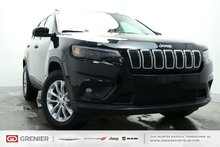 2019 Jeep Cherokee CHEROKEE NORTH*BANC CHAUFFANT*TURBO*4X4