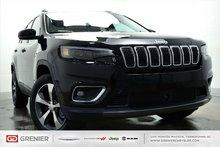 Jeep Cherokee LIMITED*4X4*CUIR*TOIT PANO*NAV*V6*MAGS 2019