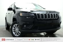 Jeep Cherokee 4X4*NAV*V6*MAGS*Bluetooth*BANCS CHAUFFANTS 2019