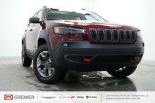 Jeep Cherokee TRAILHAWK*4X4*CUIR*TOIT PANO*NAV*V6*MAGS 2019
