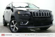2019 Jeep Cherokee CHEROKEE LIMITED*4x4*TOIT PANORAMIQUE*CUIR*DEMO*