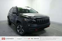 Jeep Cherokee TRAILHAWK+HITCH+TEMPS FROID 2019
