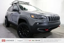 2019 Jeep Cherokee TRAILHAWK+LIFTER+4X4+V6