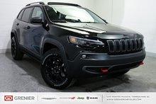 2019 Jeep Cherokee TRAILHAWK ELITE+CUIR+TOIT PANO+V6