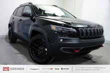 2019 Jeep Cherokee TRAILHAWK+V6+TRAILER TOW GROUP