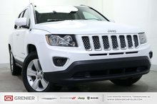 2016 Jeep Compass HIGH ALTITUDE+4X4+TOIT OUVRANT