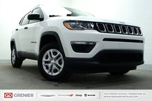 2018 Jeep Compass Sport + Bluetooth + Antidémarrage