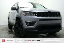 2018 Jeep Compass NORTH ALTITUDE+ 4X4+ MAGS 18 POUCES+ CARPLAY