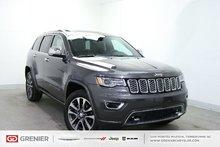 Jeep Grand Cherokee GRAND CHEROKEE OVERLAND 3.6L (2BP) 160 SEM 2018