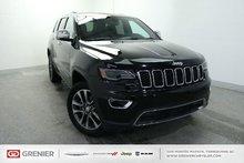 Jeep Grand Cherokee LIMITED+CUIR+TOIT PANO+NAV+ 2018
