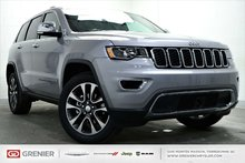 Jeep Grand Cherokee SPECIAL DEMO+LIMITED+CUIR+NAV+MAGS 20 POUCES 2018
