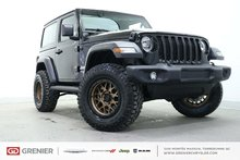 Jeep Wrangler 2 door JL+LIFTED+HARD ROOF+OFF ROAD 2018