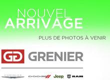 2018 Jeep Wrangler Unlimited Sahara + Caméra de recul + Soutien lombaire