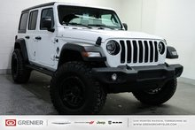 2019 Jeep Wrangler Unlimited UNLIMITED+LIFTER+35''+JL