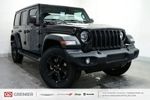 2019 Jeep Wrangler Unlimited UNLIMITED+2 TOITS+ALTITUDE PACK