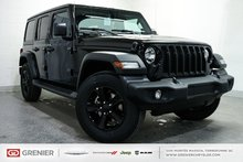 Jeep Wrangler Unlimited SPORT+UNLIMITED+ALTITUDE 2019