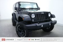 Jeep Wrangler SPORT+LIFTED+35''+A/C 2015