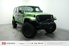 2019 Jeep Wrangler SAHARA+LIFTED+35'' OFF ROAD