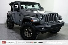 2019 Jeep Wrangler JL+PNEUS OFF ROAD+A/C