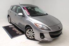 Mazda Mazda3 GS+SKY ACTIV+SPORT+TOIT+CUIR 2012