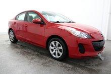 Mazda Mazda3 GR.ÉLECT+A/C+AUTOMATIQUE 2013