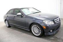 Mercedes-Benz C-Class 2.5L **AWD**V6+MAG+TOIT-OUVRANT-CUIR+GR.ELECT 2009