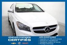 Mercedes CLA250 4MATIC TOIT PANO+NAV+CUIR+Roue 17'' 2015