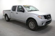 Nissan Frontier 4WD crew cab SV CREW+BLUETOOTH+CRUISE+V6 2017