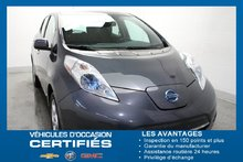 Nissan Leaf SV+NAV+Roue 16''+ ECRAN TACT 2013