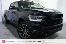 2019 Ram 1500 LARAMIE+ALL BLACK+TOI PANO